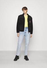 EDITED - MIREA  - Straight leg jeans - light blue stone wash - 1