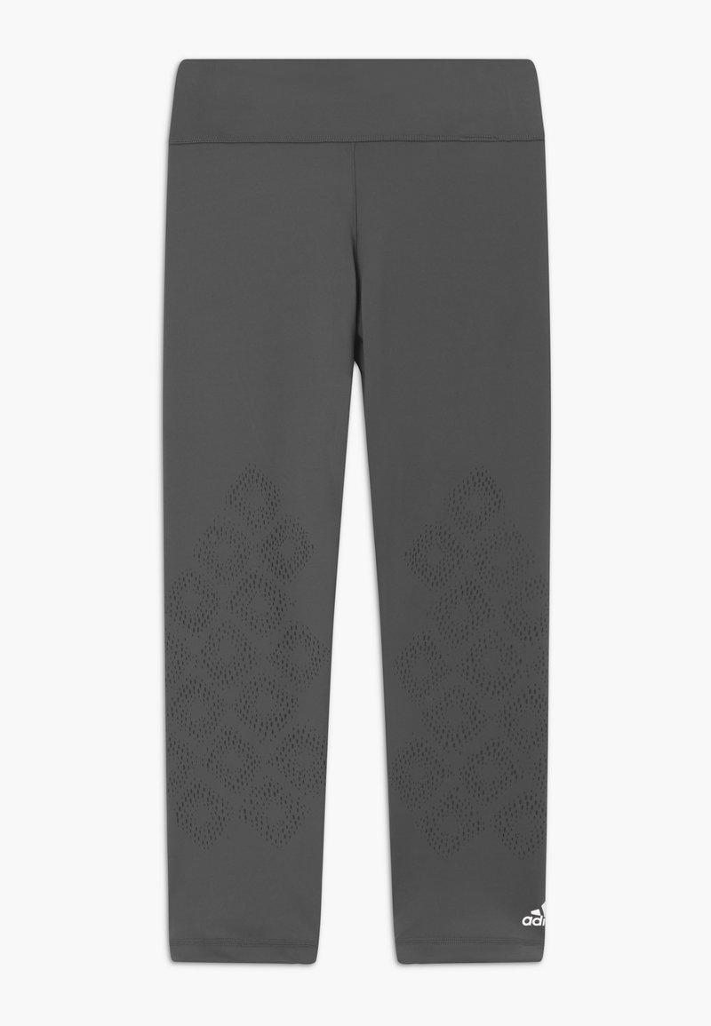 adidas Performance - Punčochy - dark grey
