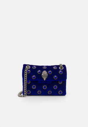 MINI KENSINGTON - Across body bag - blue dark