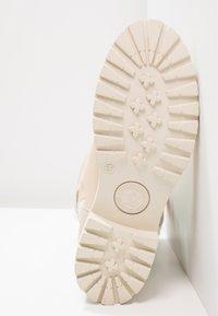 Panama Jack - FELIA IGLOO TRAVELLING - Classic ankle boots - offwhite - 5