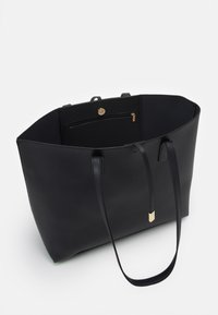 Dorothy Perkins - TIE DETAIL - Tote bag - black - 2