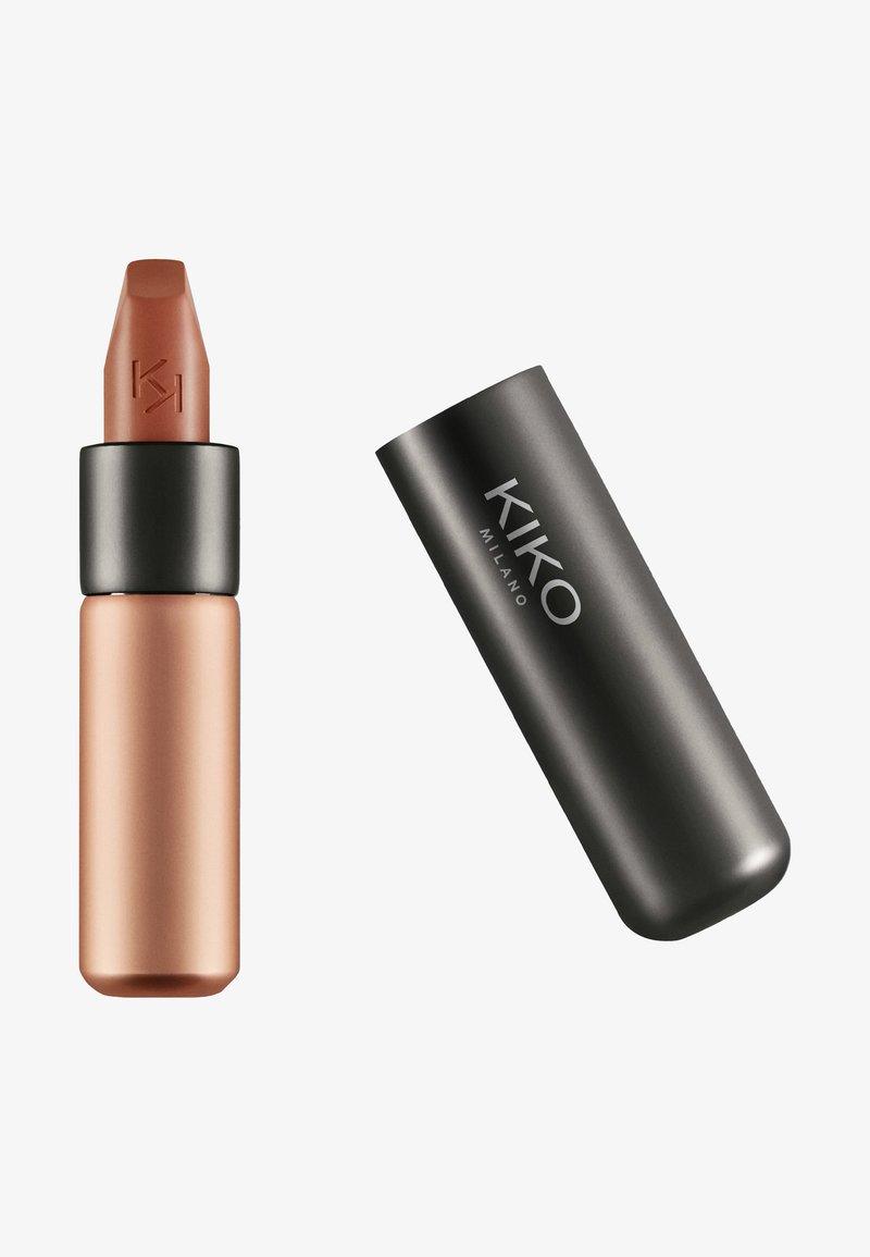 KIKO Milano - VELVET PASSION MATTE LIPSTICK - Lipstick - 301 beige