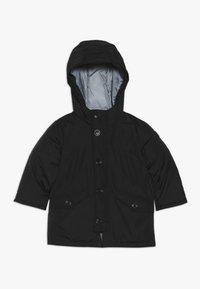 GAP - TODDLER BOY WARM SNORKEL - Wintermantel - true black - 1