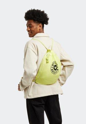 DRAWPACK - Tote bag - lime green