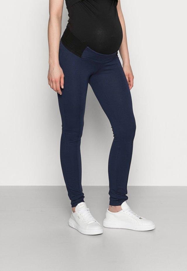MLREYNA - Legginsy - navy blazer