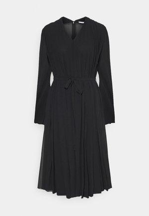 WALA DRESS - Denní šaty - black