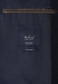 Mango - Frakker / klassisk frakker - donkermarine - 7