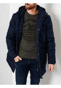 Petrol Industries - Winter coat - deep capri - 0