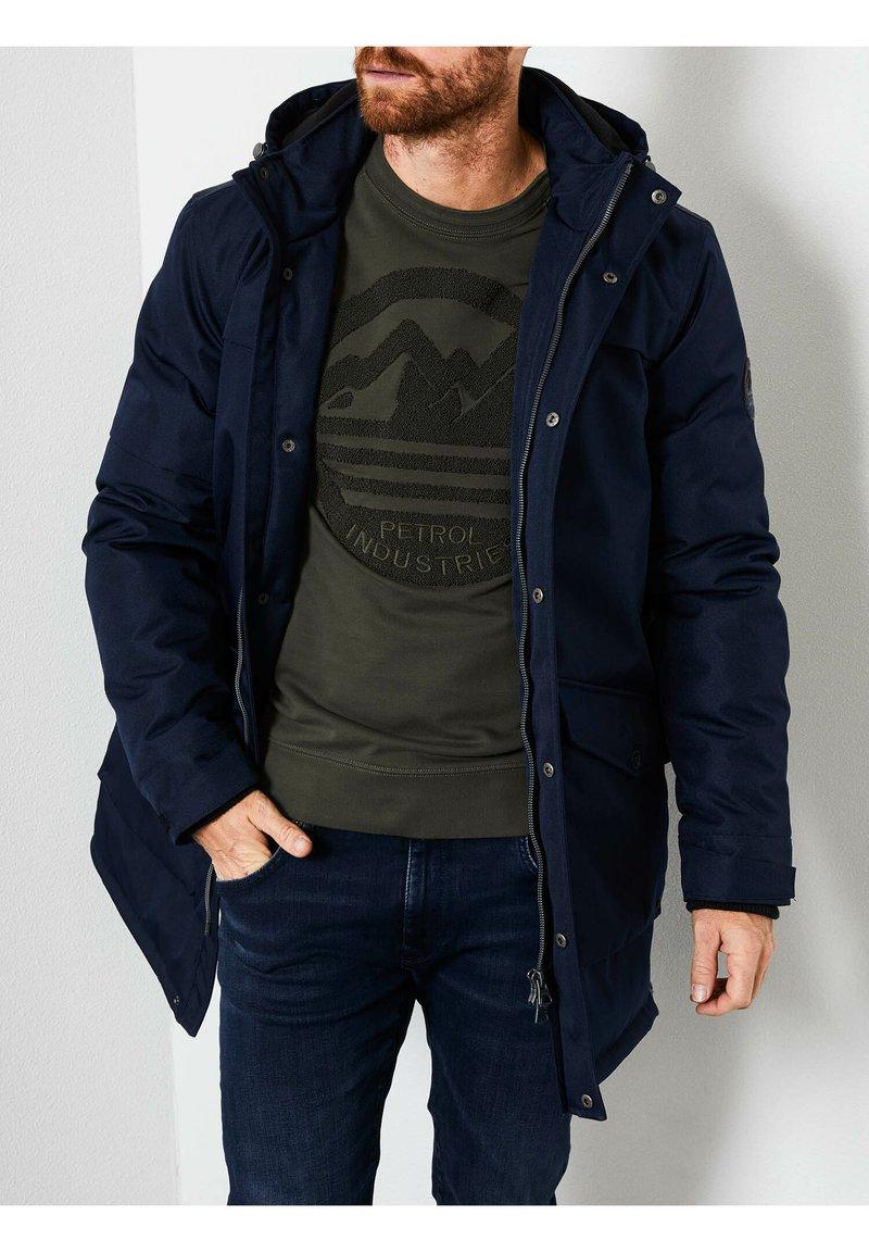Petrol Industries - Winter coat - deep capri