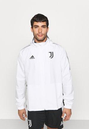 JUVENTUS TURIN AW JKT - Klubbkläder - core white