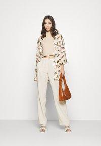Dedicated - KIMONO VIKEN - Summer jacket - off white - 1