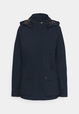 CLYDE JACKET - Short coat - navy