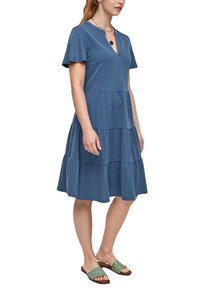 s.Oliver - Day dress - faded blue - 5