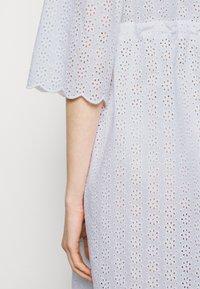 Tory Burch - MIDI BEACH TUNIC DRESS - Day dress - white - 8