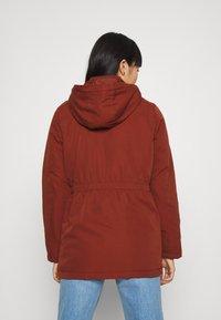 JDY - JDYSTAR WINTER  - Zimní kabát - brown - 3