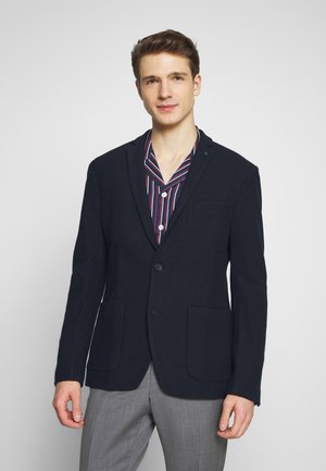 HONEYCOMB - Blazer jacket - dark blue