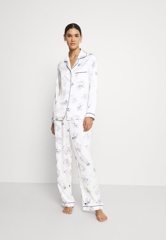 SET - Pyjama set - off-white