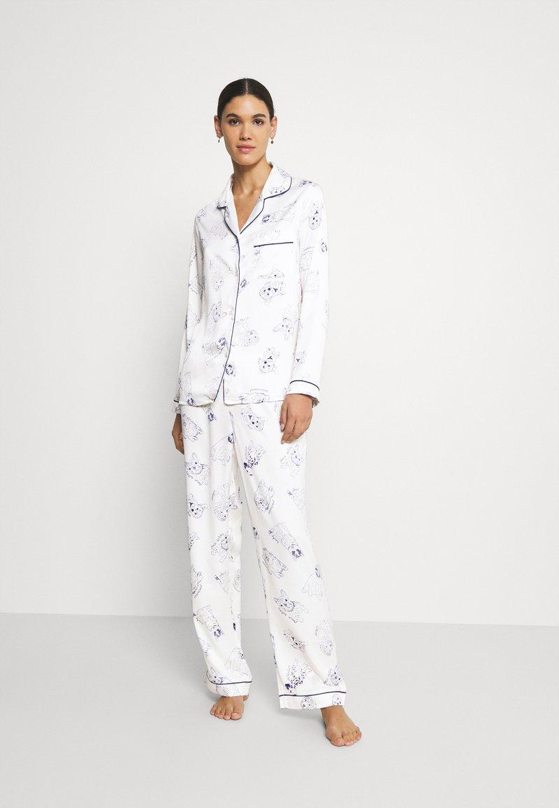 Chelsea Peers - SET - Pyjama - off-white