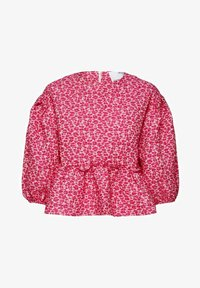 Selected Femme - Blouse - very berry - 5