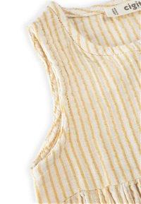 Cigit - Day dress - mustard yellow - 2