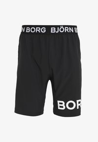 Björn Borg - SHORTS - Sports shorts - black beauty - 4