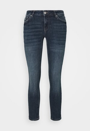 VMLYDIA SKINNY  - Jeans Skinny Fit - dark blue denim
