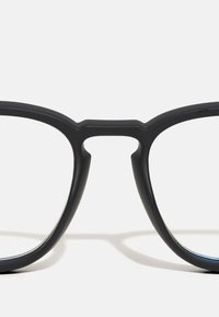 Le Specs - BLUE LIGHT NO BIGGIE  - Zonnebril - matte black - 3