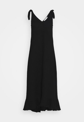 BEACH EDIT ESPLANADE SLIP DRESS - Strandaccessoire - black