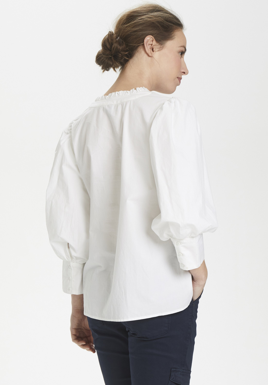 Culture Blouse - white