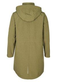Zizzi - Outdoor jacket - green - 3