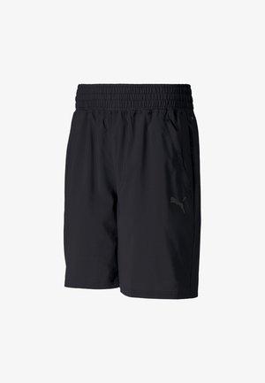 THERMO R+ - Pantalón corto de deporte - puma black