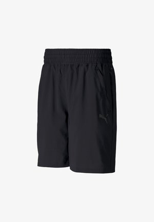 THERMO R+ - Pantaloncini sportivi - puma black