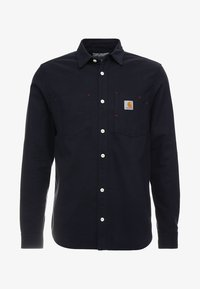 Carhartt WIP - TONY UTAH - Shirt - dark navy rigid - 4