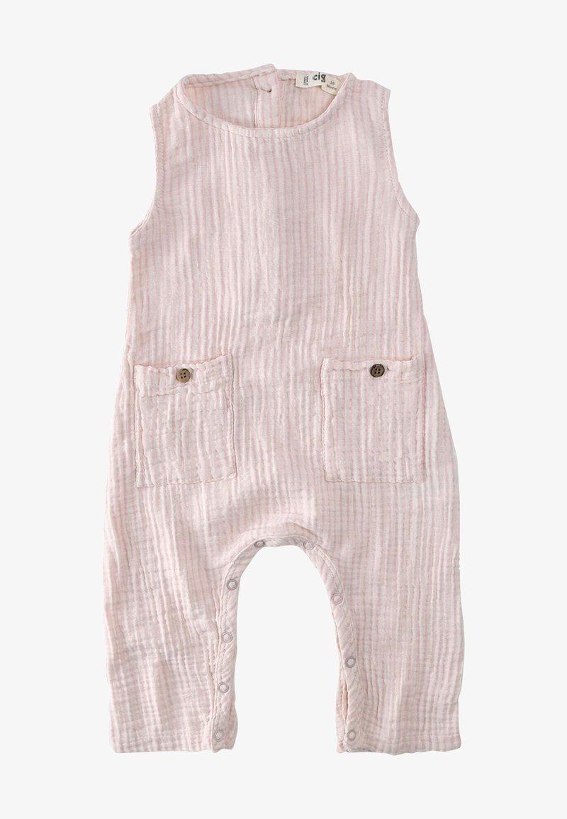 Cigit - Jumpsuit - light pink