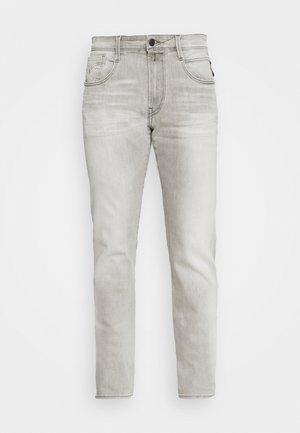 ANBASS XLITE - Jeans slim fit - medium grey