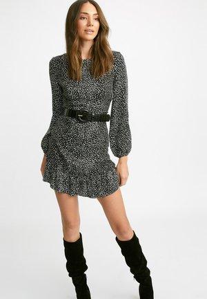 Day dress - z2-noir