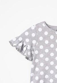 Zalando Essentials Kids - T-shirt print - mottled light grey - 4