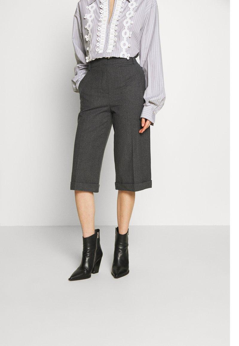 See by Chloé - Shorts - charcoal black