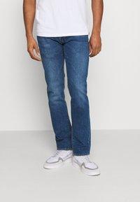 Levi's® - 511™ SLIM - Slim fit jeans - corfu how blue - 0