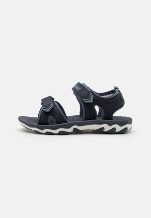 SPORT UNISEX - Walking sandals - black iris