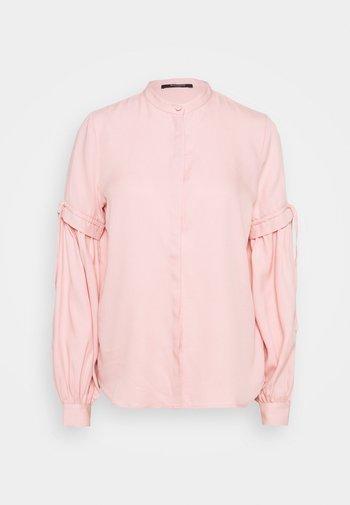 PRALENZA CINE SHIRT - Button-down blouse - rose