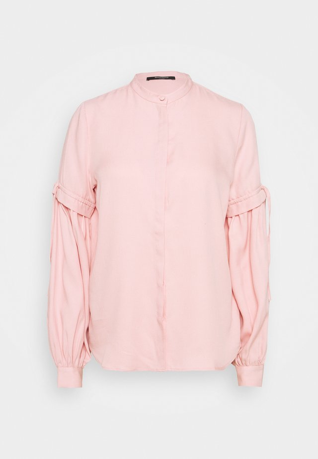PRALENZA CINE SHIRT - Button-down blouse - rose