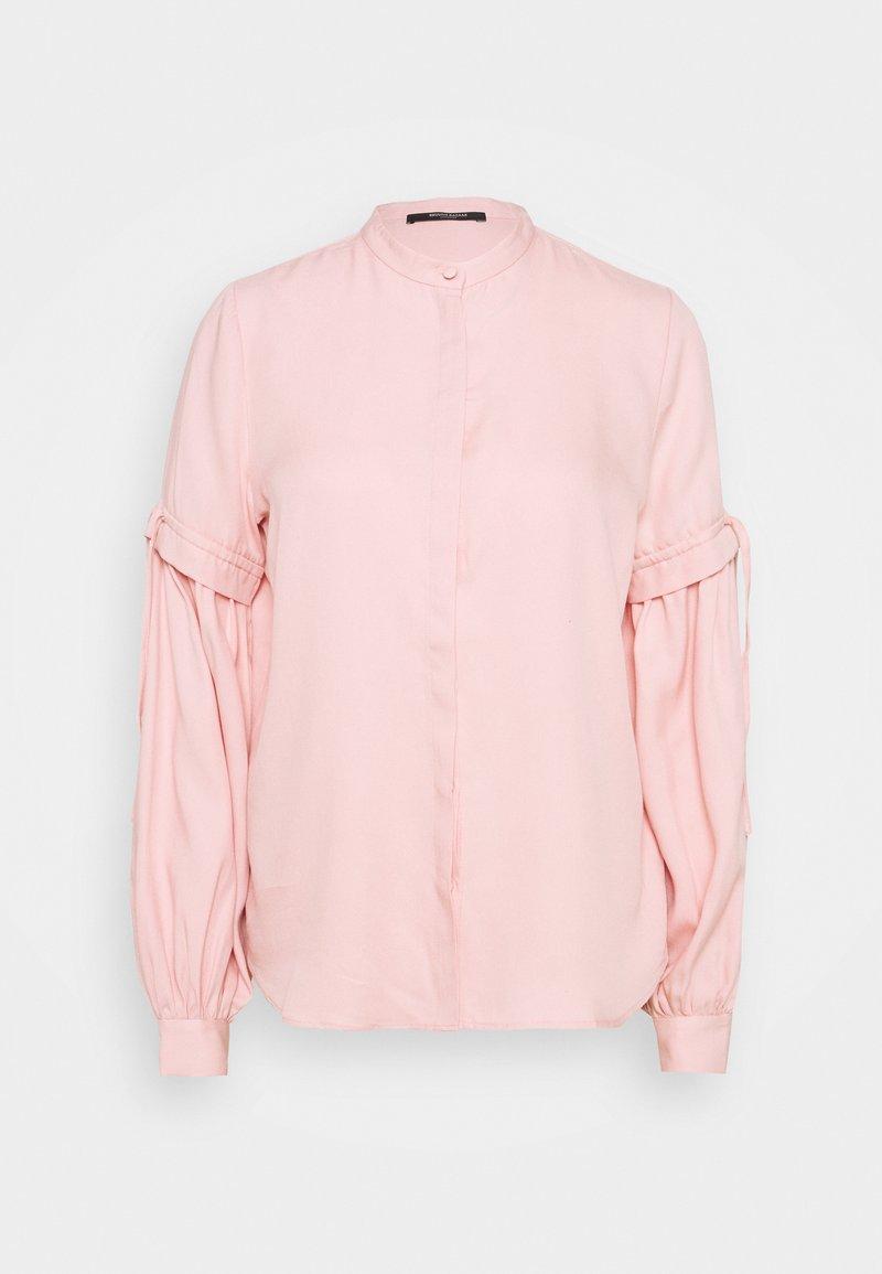 Bruuns Bazaar - PRALENZA CINE SHIRT - Button-down blouse - rose