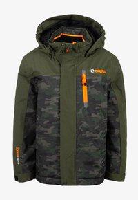 ZIGZAG - SYDNEY - Ski jacket - forest night - 0