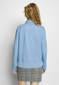 MAERZ Muenchen - CARDIGAN - Cardigan - forget me not - 2