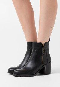 Mexx - FELIN - Classic ankle boots - black - 0