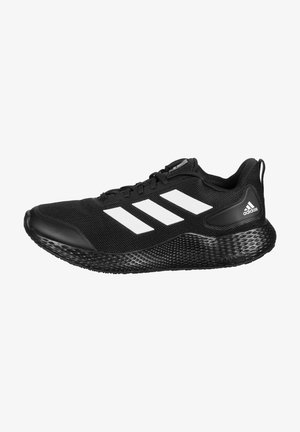 EDGE GAMEDAY  - Zapatillas de running neutras - core black / footwear white / core black