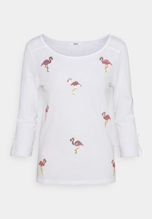 ONLKITA JESS NEW - Long sleeved top - white