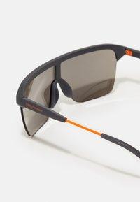 Emporio Armani - Sunglasses - matte grey - 2