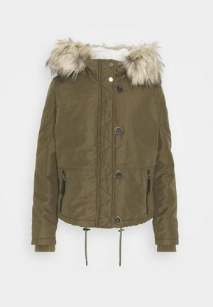ONLPEYTON LIFE - Light jacket - tarmac